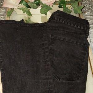 J Brand Maria vanity indigo skinny high waist sz27